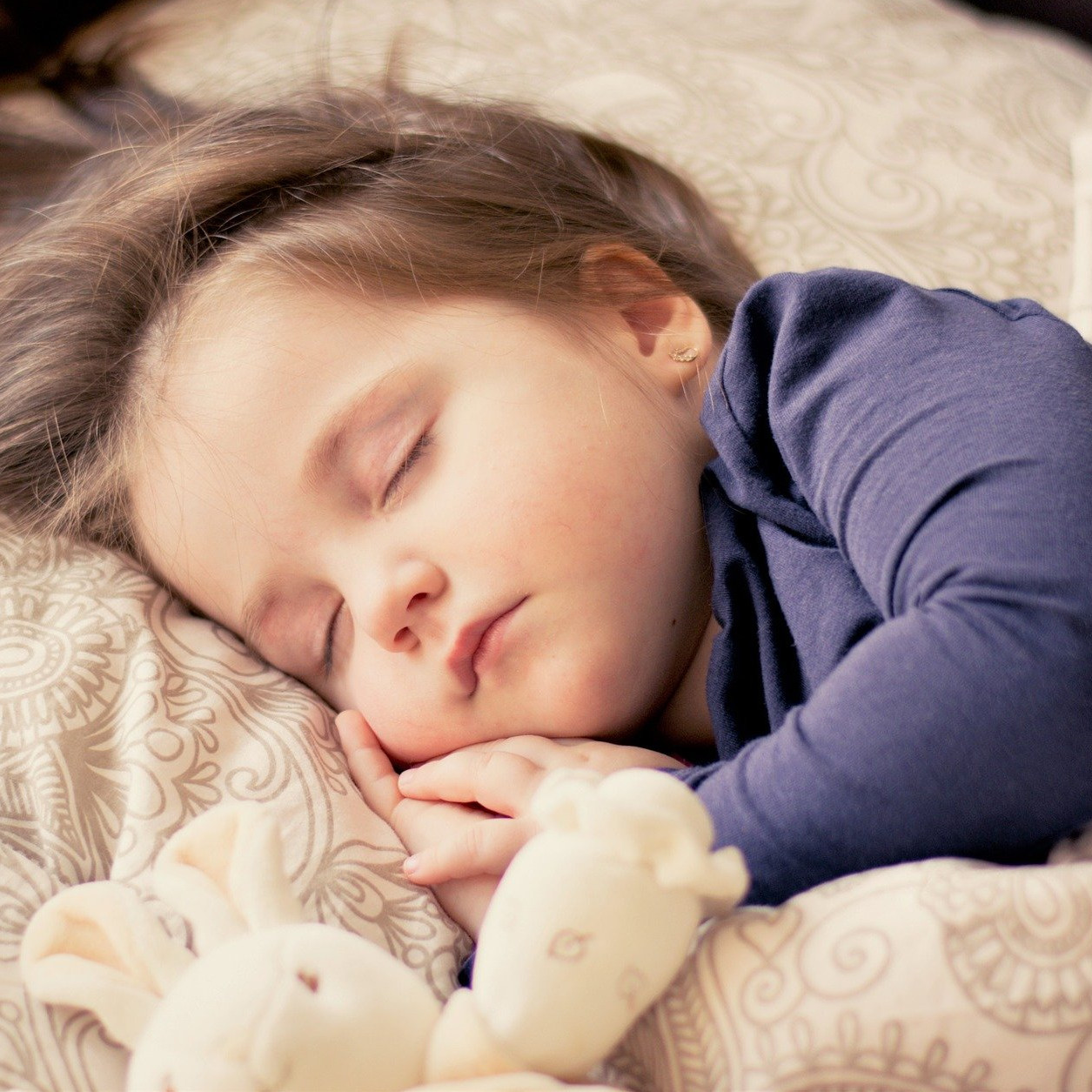 Mapping sleeping problems in children with cancer