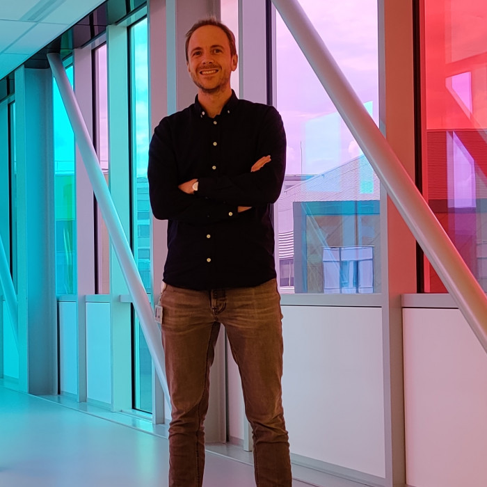 Sebastiaan van Heesch: 'We want to Identify faulty proteins to direct the immune system against cancer'