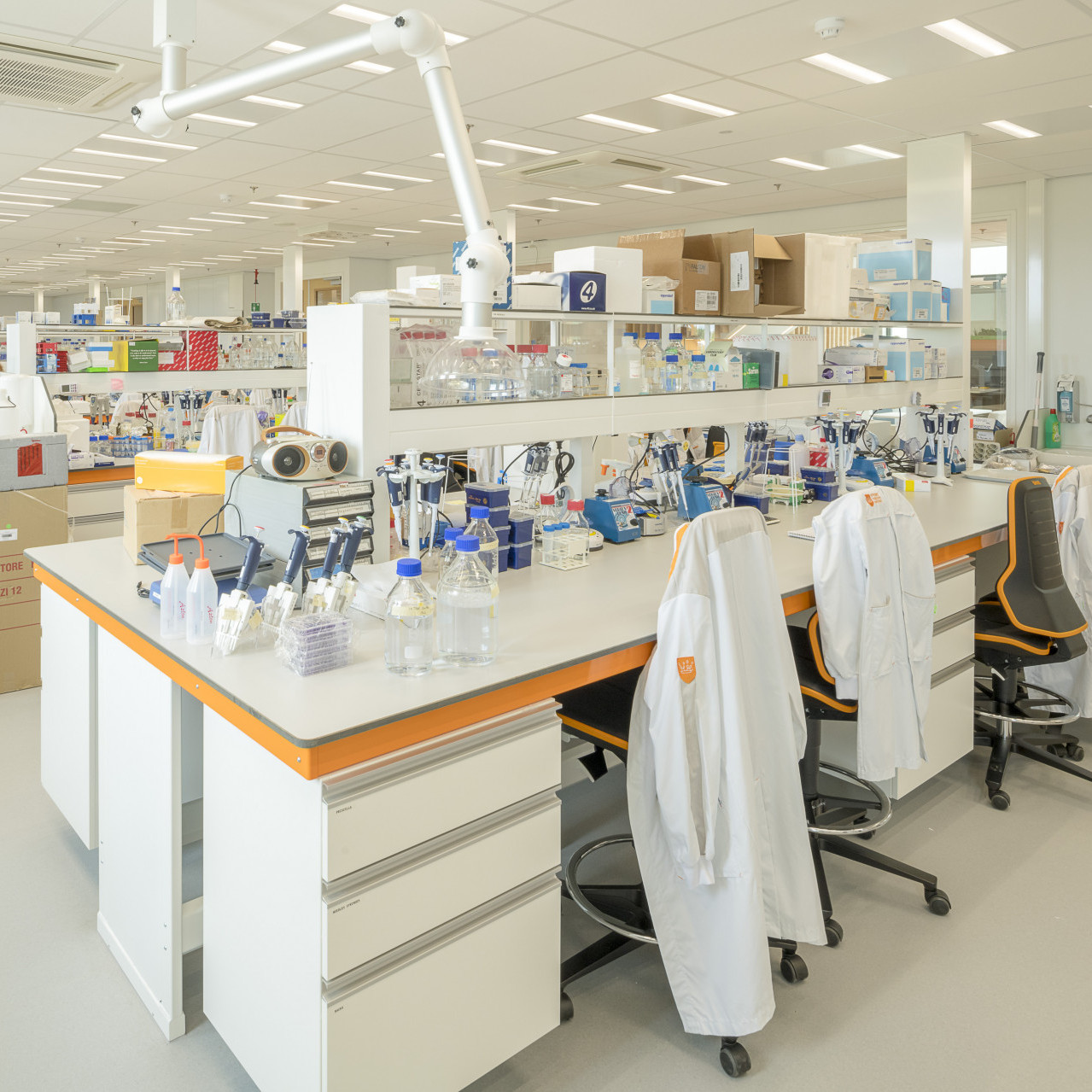 Expansion research department ready in the course of 2019