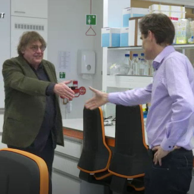 Single-cell sequencing explained: RTV Utrecht Interview